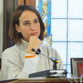 """Pilar Vicente recrimina al PP que """"no asume ni escucha las críticas"""" y que """"le cuesta cumplir lo que firma"""""""