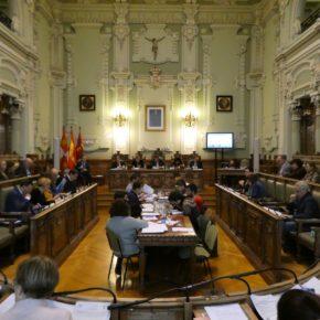 Ciudadanos logra aprobar por unanimidad medidas para facilitar el voto a los europeos que residan en Valladolid