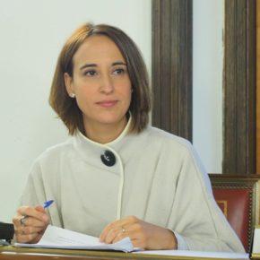 Pilar Vicente (Cs) pedirá en la Diputación de Valladolid medidas para alcanzar la igualdad efectiva y real entre mujeres y hombres