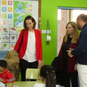 """Pilar Vicente: """"Debemos asegurar a niños y jóvenes entornos educativos seguros"""""""