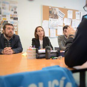 """Pilar Vicente: """"Puente ha sido incapaz de ofrecer seguridad a los vecinos de Valladolid"""""""