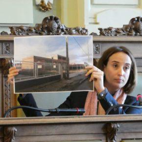 """Pilar Vicente (Cs): """"Cada día que pasa con Puente como Alcalde, es un día perdido para Valladolid"""""""