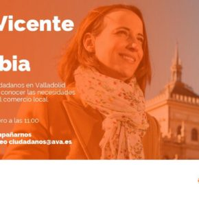 Pilar Vicente (Cs) visita este jueves el barrio de La Rubia