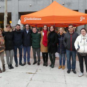 """Pilar Vicente (Cs): """"Puente trata como vecinos de segunda a los ciudadanos de los barrios que no le votan"""""""