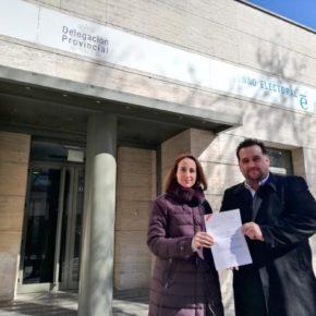 Pilar Vicente (Cs) reclama una mesa electoral más en Renedo para facilitar el voto a los vecinos de las urbanizaciones
