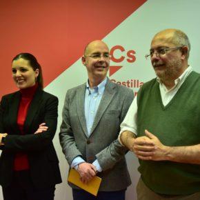 """Martín Fernández Antolín: """"Ciudadanos es un partido en el que los militantes, los afiliados y el conjunto de las personas cuentan"""""""