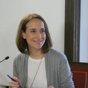 """Pilar Vicente: """"Debemos dar más voz a los empleados públicos para mejorar la prestación de servicios"""""""