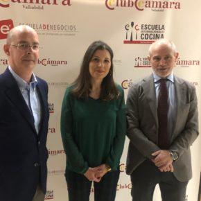 """Martín Fernández Antolín (Cs): """"La generación de empleo y oportunidades en Valladolid pasan por reconocer y asentar el talento"""""""
