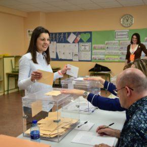 """Soraya Mayo (Cs) apela al voto masivo para evitar el """"modelo de extremos que nadie quiere"""""""