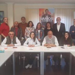 Ciudadanos registra las listas con las que concurrirá a las municipales en Laguna de Duero, La Cistérniga, Tudela de Duero, Simancas y Aldeamayor de San Martín