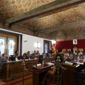 """Pilar Vicente: """"En estos años se han enviado varias circulares a los grupos avisando de la obligación de declarar incompatibilidades"""""""