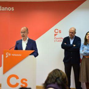 """Martín Fernández Antolín: """"Debemos apoyarnos en tres valores que he aprendido de los vallisoletanos: el trabajo, el orgullo de ser de esta ciudad y la preocupación social"""""""