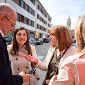 """Ciudadanos anuncia en Tordesillas una Ley de Mecenazgo """"para todas aquellas personas que estén preocupadas por el patrimonio"""""""