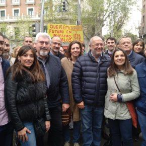 """Soraya Mayo: """"Los pueblos son otra víctima del bipartidismo; la España olvidada por el PP y el PSOE"""""""