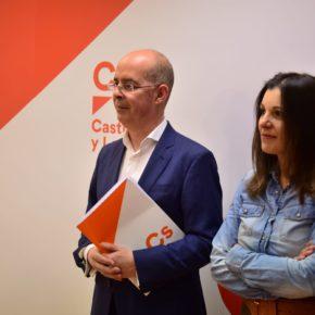 """Mayo: """"Este CIS anuncia un fuerte crecimiento en número de escaños para Ciudadanos en Castilla y León, pero estamos seguros de que tenemos más opciones y más claras de lo que refleja la cocina de Tezanos"""""""