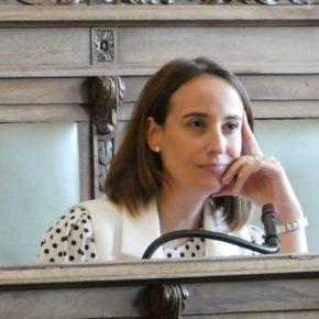 """Pilar Vicente agradece el """"gran"""" trabajo de los policías municipales y lamenta la falta de apoyo del equipo de Puente al colectivo"""