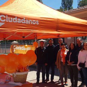 """Cs plantea un programa con 40 medidas para Simancas para hacer del municipio """"un lugar de encuentro y de calidad de vida"""""""
