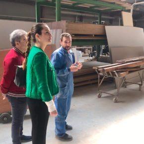 """Ciudadanos compromete """"salir al mundo a tocar las puertas y atraer empresas"""" a Medina del Campo"""