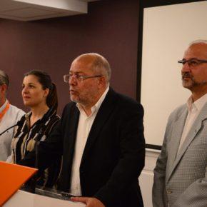 """Igea: """"Estamos en condiciones de decir que Ciudadanos va a garantizar la reforma y la regeneración"""""""