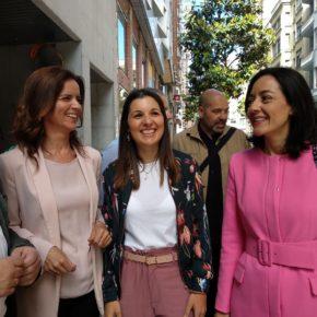 """Soraya Mayo: """"El proyecto de Ciudadanos es el que va a generar empleo"""""""