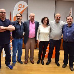 Ciudadanos promete liderar el impulso del polígono industrial de Tudela de Duero para reducir la tasa de paro