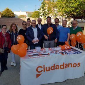 """Cs plantea en Valbuena de Duero un programa de gestión propia de recursos para """"generar riqueza, trabajo y tejido"""""""