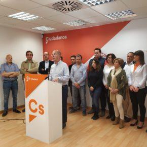 """Fernández Antolín compromete """"establecer puentes"""" con el alfoz para mejorar los servicios y la calidad de vida de los vallisoletanos"""