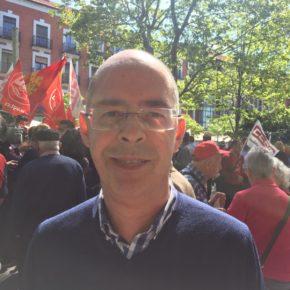 """Fernández Antolín reclama """"futuro"""" para los trabajadores que """"quieren progresar"""" desde """"el desarrollo, la innovación y el empleo de calidad"""""""