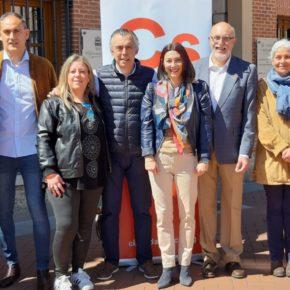 Ciudadanos Laguna de Duero presenta la candidatura para las próximas elecciones municipales del 26 de Mayo de 2019