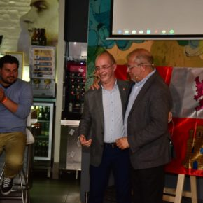 """Martín Fernández, candidato a la Alcaldía de Valladolid, promete""""un Ayuntamiento que sepa escuchar"""""""