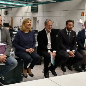"""Fernández Antolín: """"Se está haciendo política de corto plazo, jugando con las ilusiones de los vallisoletanos. Cs apuesta por soluciones reales y factibles"""""""