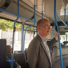 """Fernández Antolín: """"Para Cs, es tan importante el aire que respiran los vecinos del centro como el que respiran los vecinos de La Overuela"""""""
