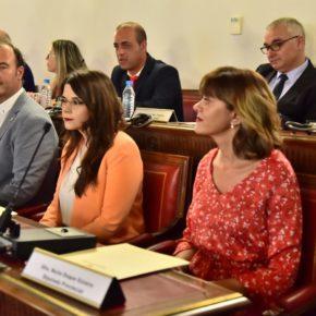 """Gómez: """"La dejación de Conrado Iscar está llevando a los residentes del Centro Dr. Villacián a sufrir temperaturas lesivas para su salud"""""""