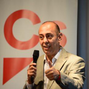 Ciudadanos apoyará la investidura de Sarbelio Fernández como alcalde en Arroyo de la Encomienda