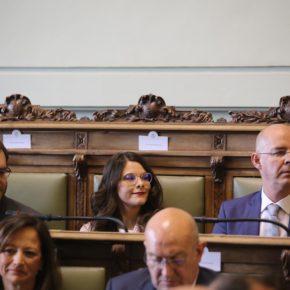 """Fernández Antolín: """"Nuestra labor de oposición y control llevará el sello del rigor y de la búsqueda de la mayor eficiencia en la gestión"""""""