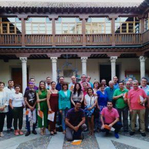 Los alcaldes y concejales de Cs crean las líneas de acción política en la provincia de Valladolid, donde trabajarán coordinados