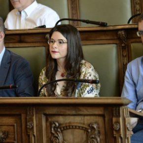 """Gema Gómez: """"Cs seguirá defendiendo los derechos del colectivo LGBTI, como hace en todos los lugares donde hay que defender la igualdad y la libertad"""""""
