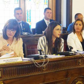 Ciudadanos logra un amplio consenso en la Diputación de Valladolid para sumarse al compromiso político por el clima