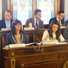 """Gómez: """"Los presupuestos que se aprueban hoy son fruto de la responsabilidad y el trabajo bien hecho"""""""