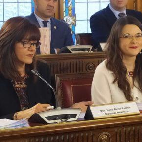 La Diputación de Valladolid aprueba una proposición de Ciudadanos para impulsar al comercio exterior e interior en la provincia