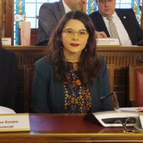 La Diputación instará al Gobierno de España, a petición de Ciudadanos, a no realizar concesiones a los grupos independentistas