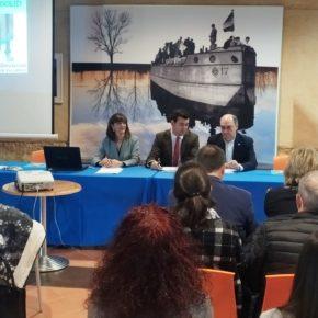 Nuria Duque inaugura la jornada 'Los Caminos a Santiago en la Provincia de Valladolid' y hace balance de las actuaciones realizadas