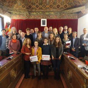 La Diputada de Cultura, Nuria Duque, preside y entrega los Premios y Becas anuales de la Diputación de Valladolid