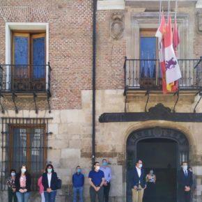 El Grupo Provincial Ciudadanos se suma al minuto de silencio en homenaje a las víctimas de la Covid-19