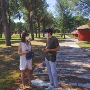 La Diputada de Turismo, Nuria Duque, visita Naturcampa para promocionar el turismo de naturaleza como elemento dinamizador de la economía provincial