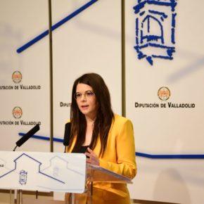 La Vicepresidenta de la Diputación y Portavoz de Cs presenta el Presupuesto provincial para el próximo año 2021