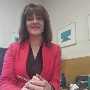 La Diputada de Cs responsable de Empleo, Desarrollo Económico, Turismo y Participación, Nuria Duque, presenta el Presupuesto del área que gestiona para 2021