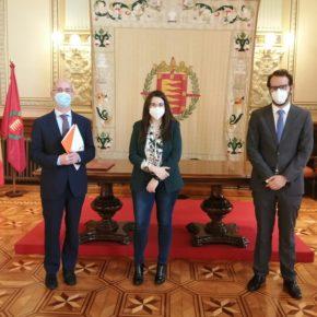 El Grupo Municipal Ciudadanos alcanza un acuerdo con PSOE y VTLP para los presupuestos del Ayuntamiento de Valladolid de 2021