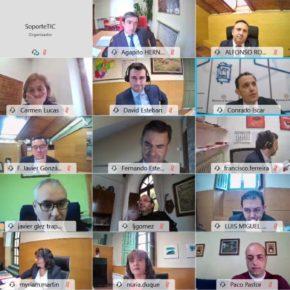 Ciudadanos logra, por amplia mayoría, que la Diputación de Valladolid reconozca el papel protagonista de la mujer en la lucha contra la Covid-19