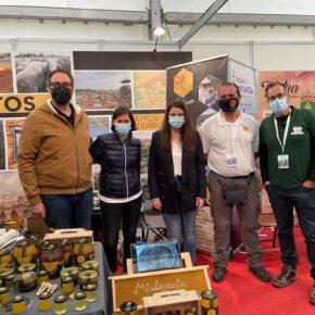 La Portavoz de Ciudadanos y Vicepresidenta de la Diputación de Valladolid, Gema Gómez, participa en la inauguración de Naturcyl, la Feria Internacional de Ecoturismo de referencia
